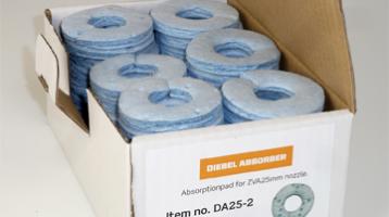 Filtro de absorción para Diesel Absorber